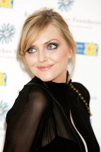Sophie Dahl. Lovely makeup