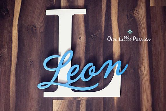 Hey, I found this really awesome Etsy listing at https://www.etsy.com/listing/533464564/capital-letter-with-name-custom-nursery