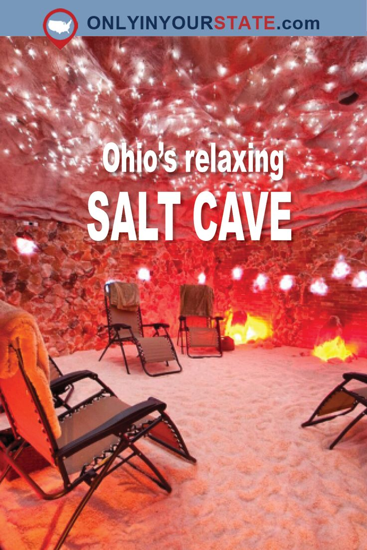Travel | Ohio | Attractions | Site Seeing | Explore | Adventure | Weekends | Summer | Salt Cave | Relax | Getaway | Spa | Unique Finds | Things To Do | Wellness | Health