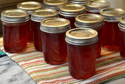 Fireweed Jelly - an Alaskan treat!