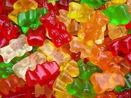 VCTRY's BLOG: Gummy Bears (o gomitas) Borrachitos con Vodka