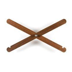 Garderobe Simply X  aus Nussbaum Holz
