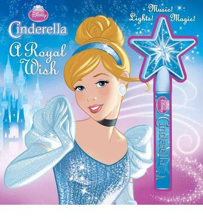 Little princesses will delight in waving their magic wand to make music, lights and magic! There is something terribly wrong with Fairy Godmother s magic wand and she needs help to make Cinderella s royal wedding perfect! Every little girl will enjoy following the prompts on each page to know when to wave their own magic wand to help the fairy godmother decorate the wedding cake, create Cinderella...