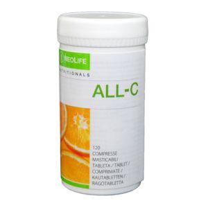 vitamina c all c gnld