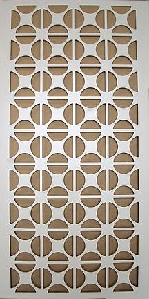 Wood Screens from Architectural Systems