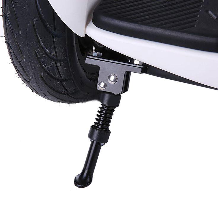 De alta calidad de aleación de aluminio pata de cabra para ninebot scooter eléctrico mini xiaomi equilibrio de aparcamiento soporte de pie con la herramienta de tornillo
