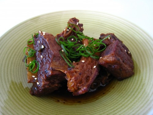 The Easiest, Yummiest Korean Beef Stew – Ever! via trissalicious: Food Recipes, Beef Recipes, Asian Cuisine, Asian Food, Easiest Yummiest, Beef Ribs, Beef Stews, Yummiest Korean, Korean Beef
