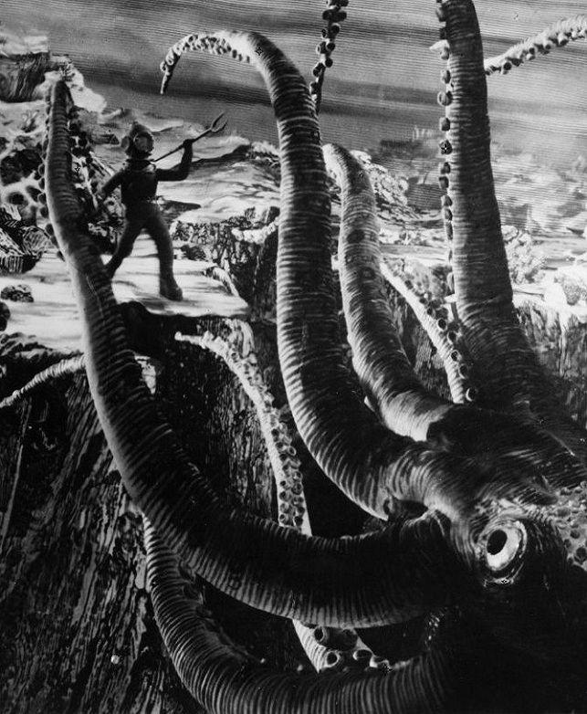 The Fabulous World of Jules Verne (1958, dir. Karel Zeman)