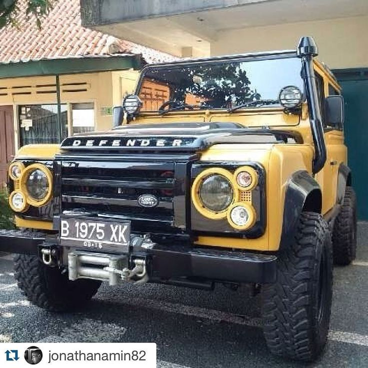 54 Best Land Rover Defender Modifications Images On