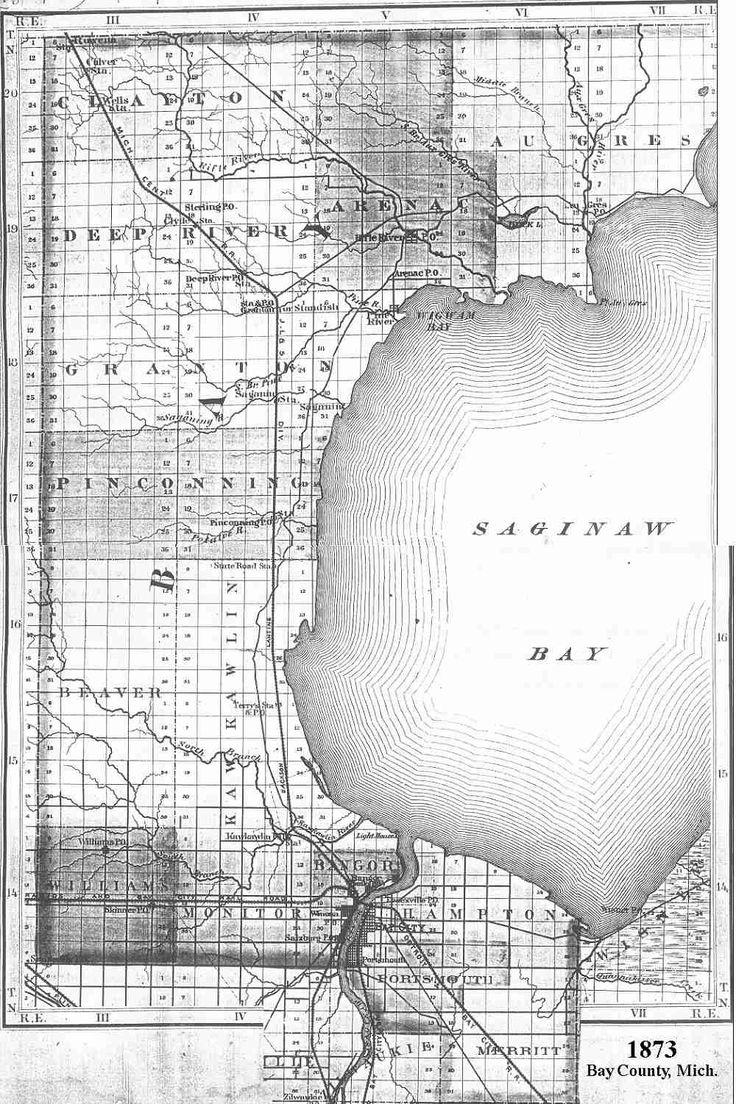 359 mejores imágenes de MichiganTri-Cities (Saginaw, Bay City ...