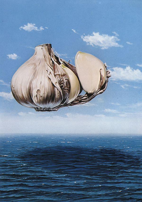 Kazuo Haba, early 1970s #garlic