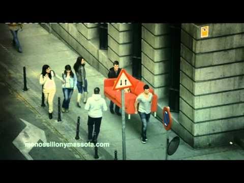 Menos sillón y más sofá -Ya puedes descubrir la nueva campaña de Antena 3