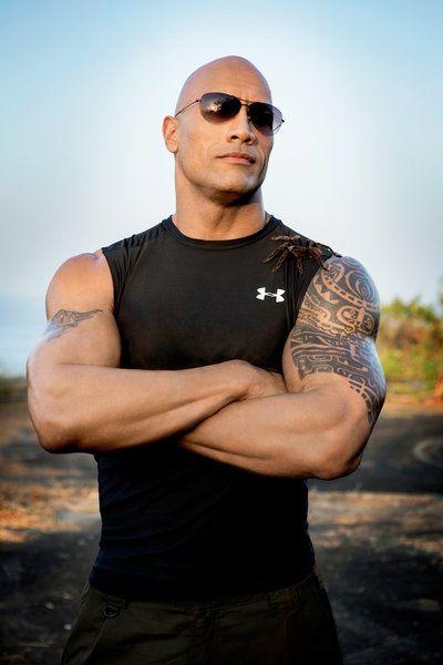 Wake Up Call (TV show) host Dwayne The Rock Johnson