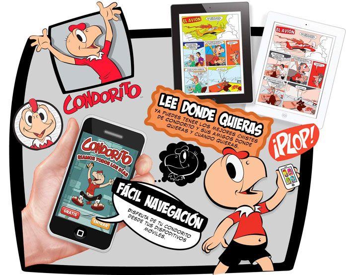 Licencias Condorito