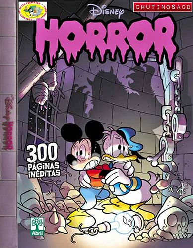 Disney Temático - 09 : Horror
