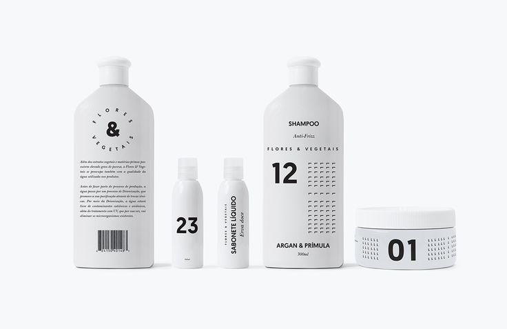 Flores & Vegetais on Packaging of the World - Creative Package Design Gallery