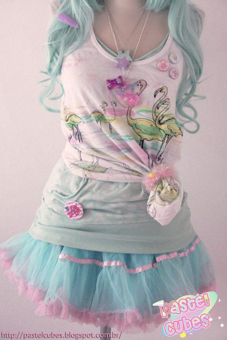 top kei kawaii fashion - photo #25