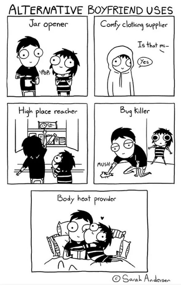 Best Comics Images On Pinterest Cute Comics Jokes And Gag - Hilarious comics that every introvert will understand