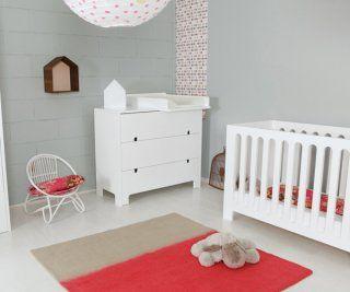 FDTC, chambre épurée bébé, chambre blanche bébé
