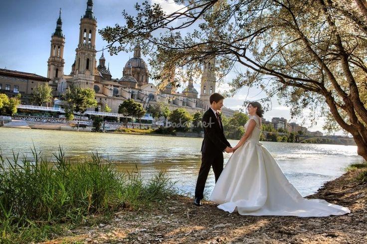 Eduardo & Lorena. Arboleda Macanaz. Zaragoza.