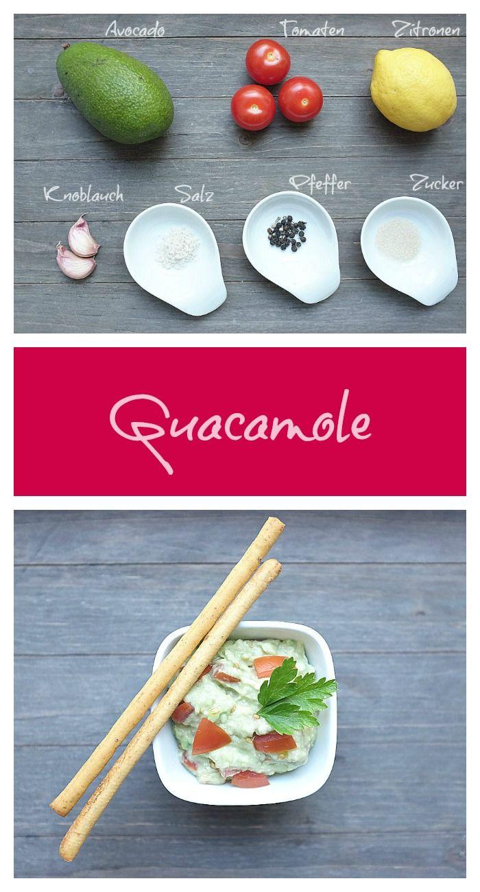{Feierabend-Küche} Meine Guacamole - Mein kleiner Foodblog