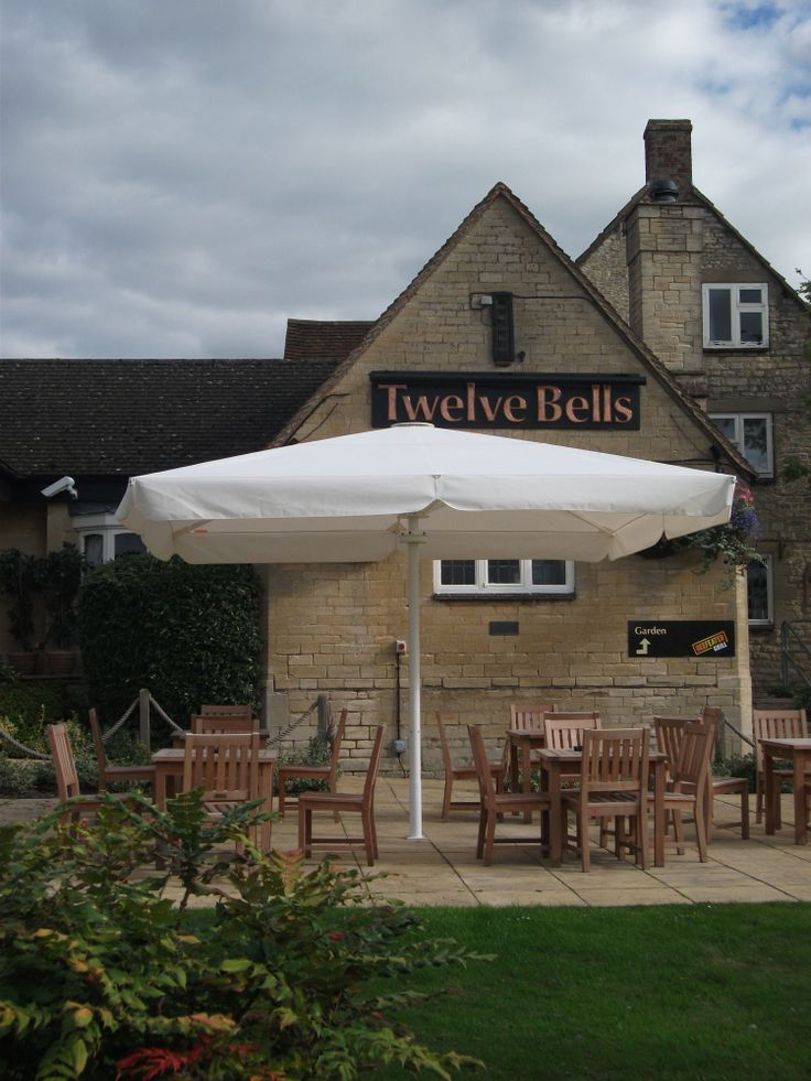giant umbrella installation at the twelve bells beefeater supplied amp installed by shades of: metre giant umbrella