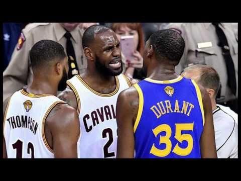 NBA Finals 2017: Cavaliers vs. Warriors LIVE SCORE UPDATES and STATS, Ga...