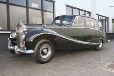 Rolls Royce - Silver Wraith - 1958