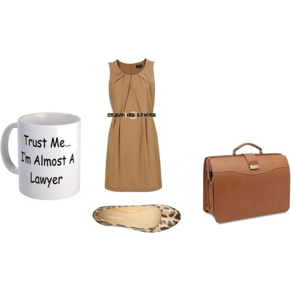 Dream first day of the last semester of law school clothes!