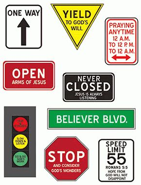 ideas for signs