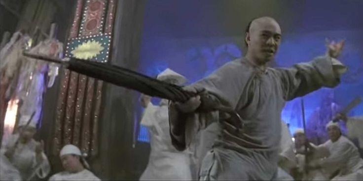 Politician: Kung Fu Movies Show Danger Of Umbrella Protests ...