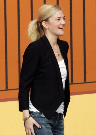 Drew Barrymore has the best laid-back style, imo.
