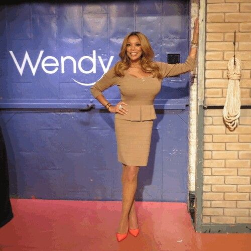 Wendy Williams After show fashion.