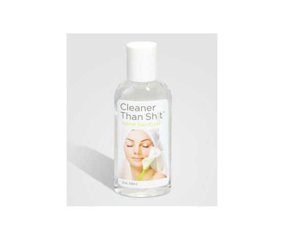Pin for Later: 25 Wacky White Elephant Gifts That Will Make Any Beauty Junkie Smile Keeping It Clean The humor of these funny phrases hand sanitizers ($6) might be dirty, but they'll still get your hands clean.