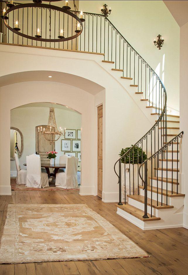 Hardwrood Floor Ideas. Great Reclaimed Wood Floors! #Reclaimed #Hardwood #Floor These floors are 5-7-9″ 150 year old hand selected reclaimed vintage oak.