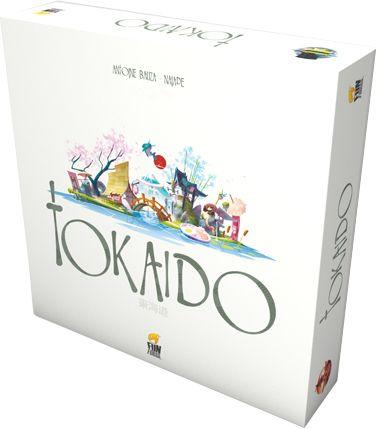 Odkryj tysiąc cudów na drodze Tokaido!. Witaj podróżniku. Witaj na legendarnej Drodze Wschodniego Morza - Tokaïdo, łączącej Kyotô i Edô. Rozpoczynasz właśnie niezwykłą podróż po dawnej Japonii, podczas której odkryjesz jej tysiąc cudów. Nie śpiesz się, znajdź czas na kontemplację każdej panoramy, która otworzy się przed Tobą: od majestatycznych gór, poprzez spokojne nabrzeża, aż po rozległe...