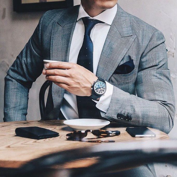 Enjoy your moment // mens suit // watches // mens accessories // coffee // food and drink //