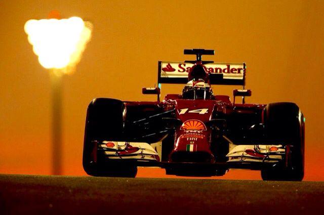 Adiós al Cavallino Rampante. 23/Nov/2014. Fernando Alonso.