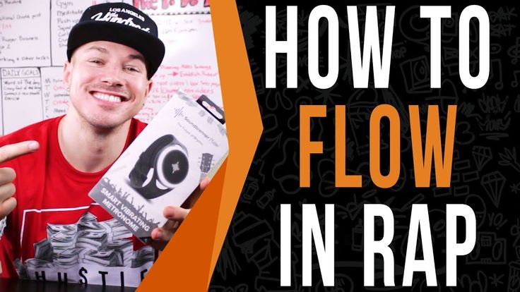How To Flow In Rap (4 Tricks To Finding A Flow On Any Beat) https://youtu.be/L53apVEZxNU COOL RAP FLOW ITEM - http://amzn.to/2sfUFvh  Sound Brenner Watch I Talk About   A lot of people ask what is flow in rap all the time. They ask what rap flow is because they want to know how to flow in rap and to be honest in the beginning stages it can be tough to understand how to flow and get better at flowing.  It can be confusing because there really are a lot of layers to rap flow because of the…
