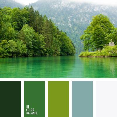 Палитра сочетает в себе цвета уходящей зимы, холодные зеленные и бирюзовые цвета. Несмотря на светлые тона палитра кажется очень строгой и четкой. Холодный мятный цвет задает все настроение данной палитры. Использование такой схемы создает одновременно холодный и хрупкий образ. Задействовать такие цвета нужно аккуратно. Выигрышно данная палитра будет смотреться в коллекции аксессуаров.
