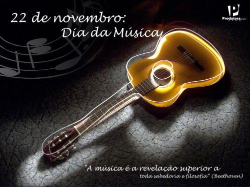 DIA DO MUSICO MENSAGEM