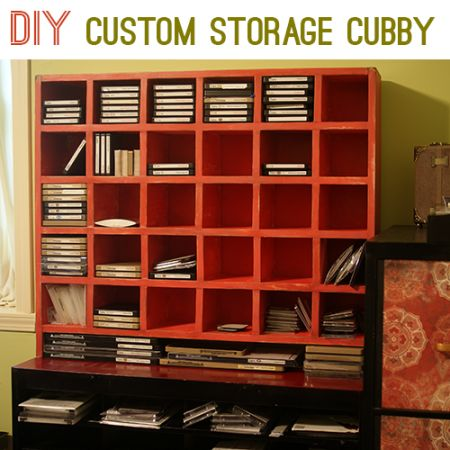 Storage Cubbies Do It Yourself Home Projects From Ana