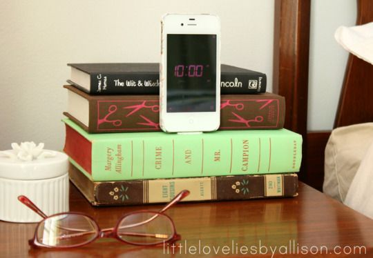 Smartphones have become an everyday necessity—as have their chargers. It's easy for those cords to pile up (and tangle up!), especially when every member of the family leaves cords plugged into outlets scattered throughout the house. Banish those unsightly cables from view with one of these easy and inexpensive DIY organizers that corral cord clutter. —Jennifer Noonan