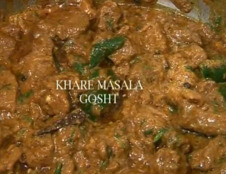 Recipes Encyclopedia : KHARA MASALA GOSHT BY BAJIAS COOKING