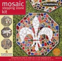 New - Mosaic Stepping Stone Kit- by WMU