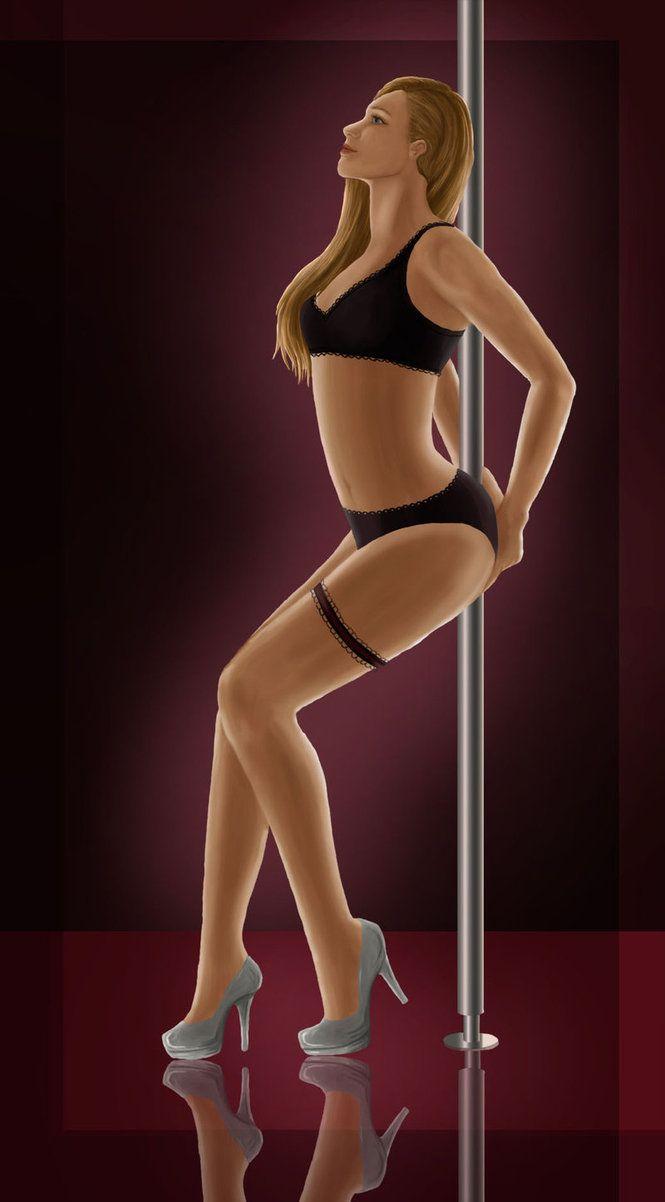 how to begin pole dancing