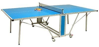 Mightymast #leisure team extreme outdoor #tennis #table - blue,  View more on the LINK: http://www.zeppy.io/product/gb/2/162238025841/