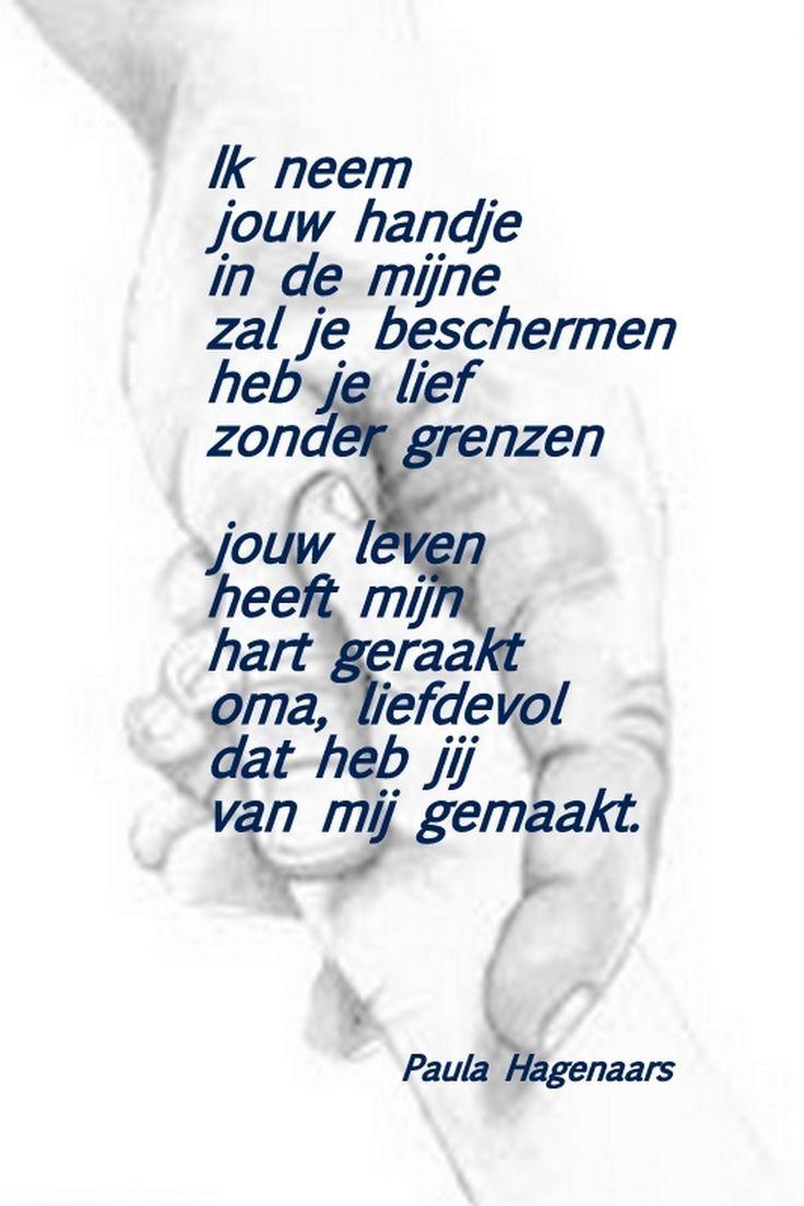 Voor mijn kleinkinderen