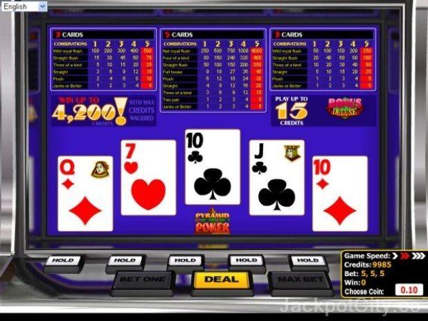 Free game play is nice! 103 #Video #Poker >> jackpotcity.co/free-video-poker.aspx