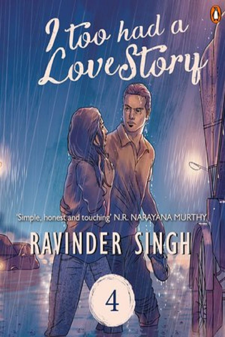I Too Had A Love Story Pdf Ravinder Singh With Images Read